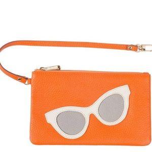 Ora Delphine Sunglasses Pouch/Wristlet